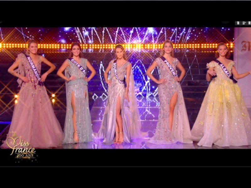 Miss France 2021 relooking parÊtre